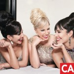 Denise, Joyce and Pili for Caras Puerto Rico